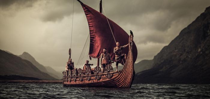 Quién llegó primero a América. Los vikingos o Cristóbal Colón..