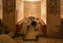 Embalsamiento Egipcio