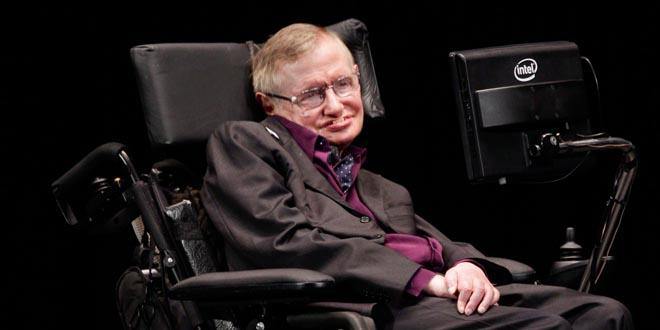 Stephen Hawking fisico