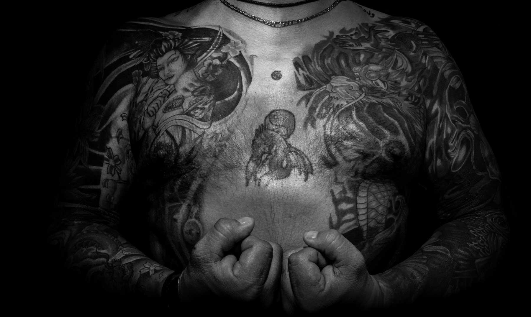 Los yakuza: la mafia japonesa