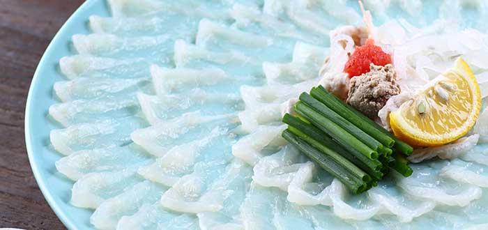 Alimentos venenosos, pez globo