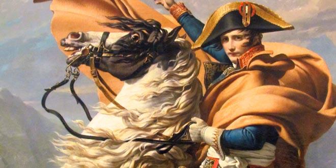 Curiosidades napoleon