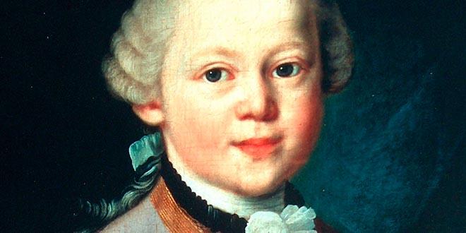 Curiosidades sobre Mozart
