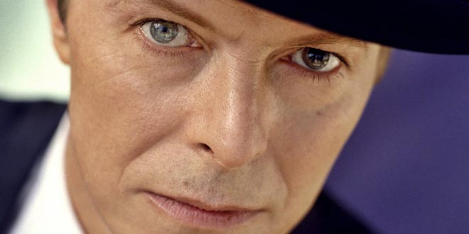 David Bowie ojos