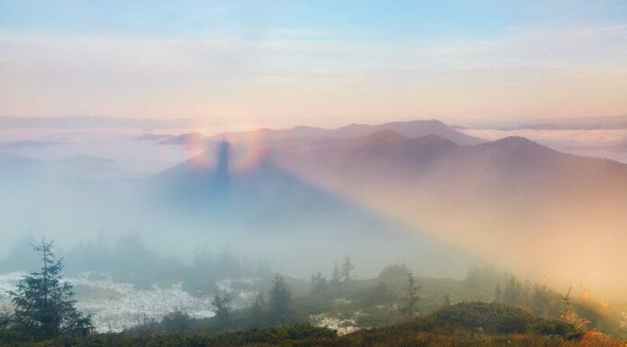 El espectro de Brocken, Un misterioso fenómeno natural