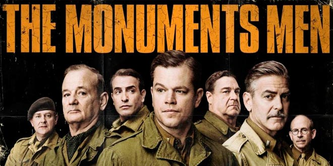 Monuments men pelicula