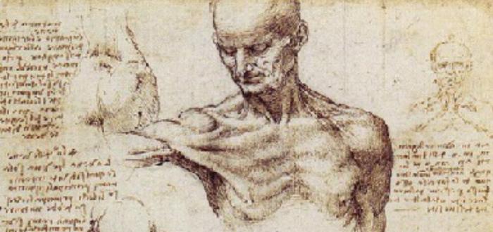 Da Vinci escritura de espejo
