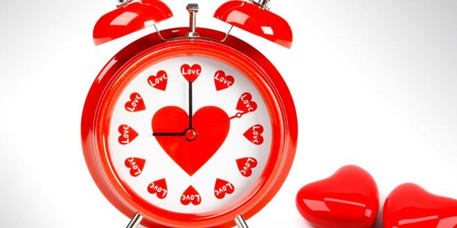 tiempo enamorarse