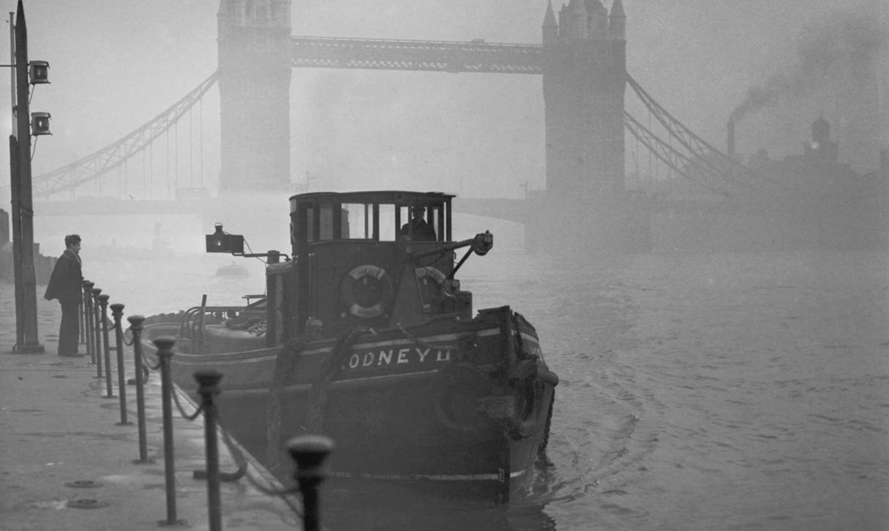 """""""El gran smog"""": La niebla asesina de 1952"""