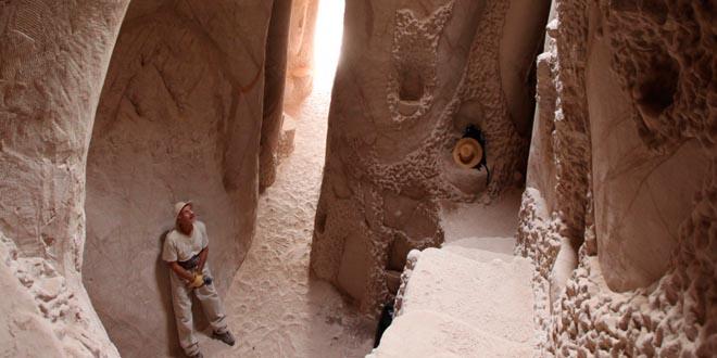Catedral en el desierto