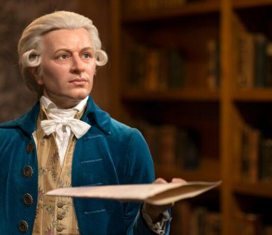 Curiosidades de Mozart