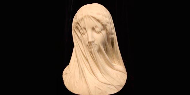 La virgen del velo, Giovanni Strazza