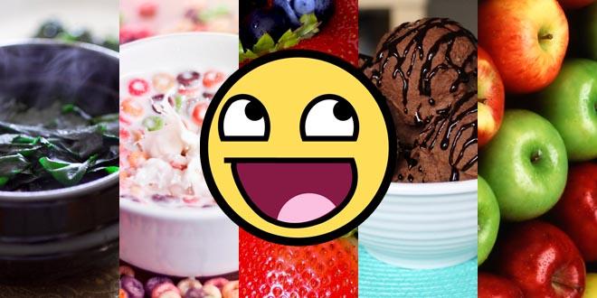 alimentos que nos hacen felices