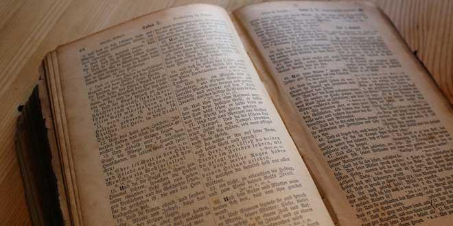 curiosidades de la biblia, Biblia, curiosidades bíblicas