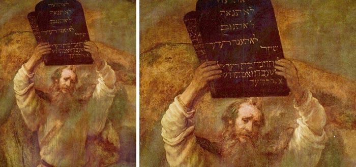 Curiosidades la biblia, curiosidades bíblicas, Moisés