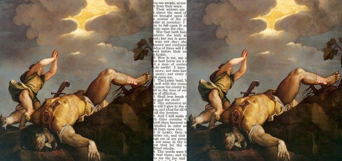 curiosidades de la Biblia, Davd y Goliat, curiosidades bíblicas