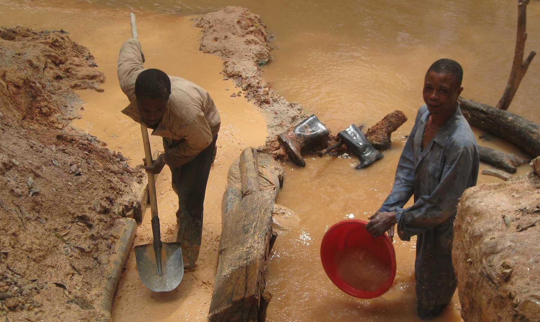 Coltán, el mineral de la guerra