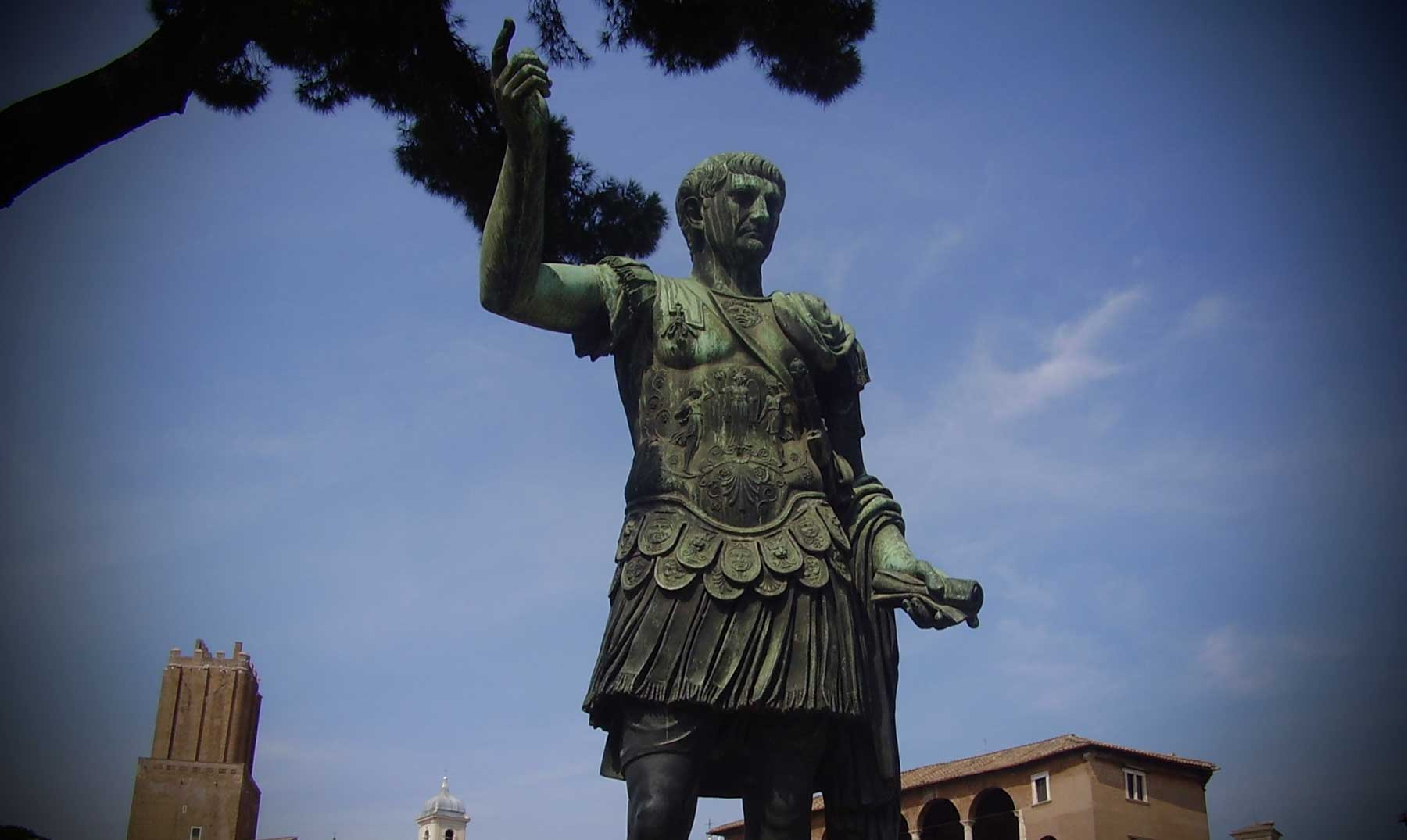 Curiosidades sobre Julio César