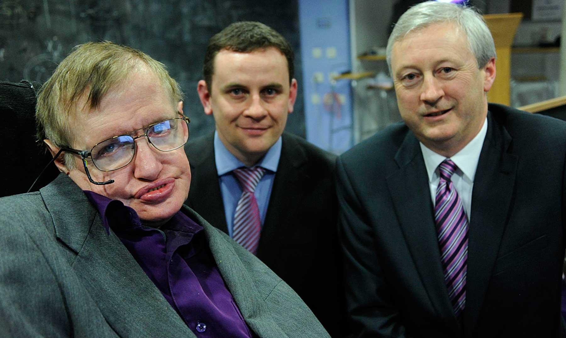 Curiosidades sobre Stephen Hawking (I): Vida académica