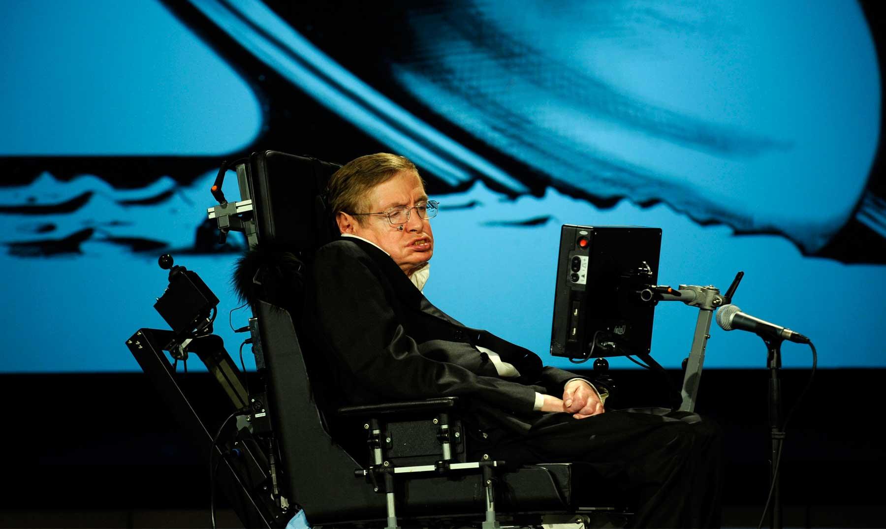 Curiosidades sobre Stephen Hawking (II): Físico de renombre