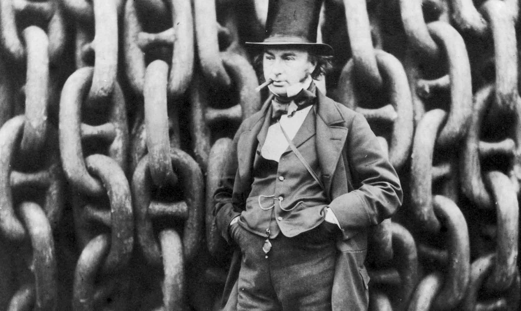 Isambard K. Brunel, el inventor del transporte moderno