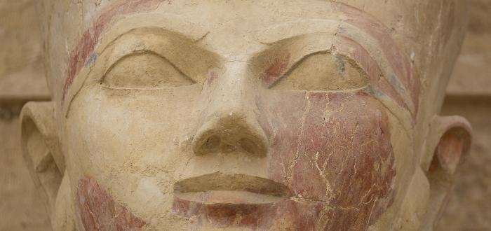 La reina Hatshepsut | la pimera faraona de Egipto