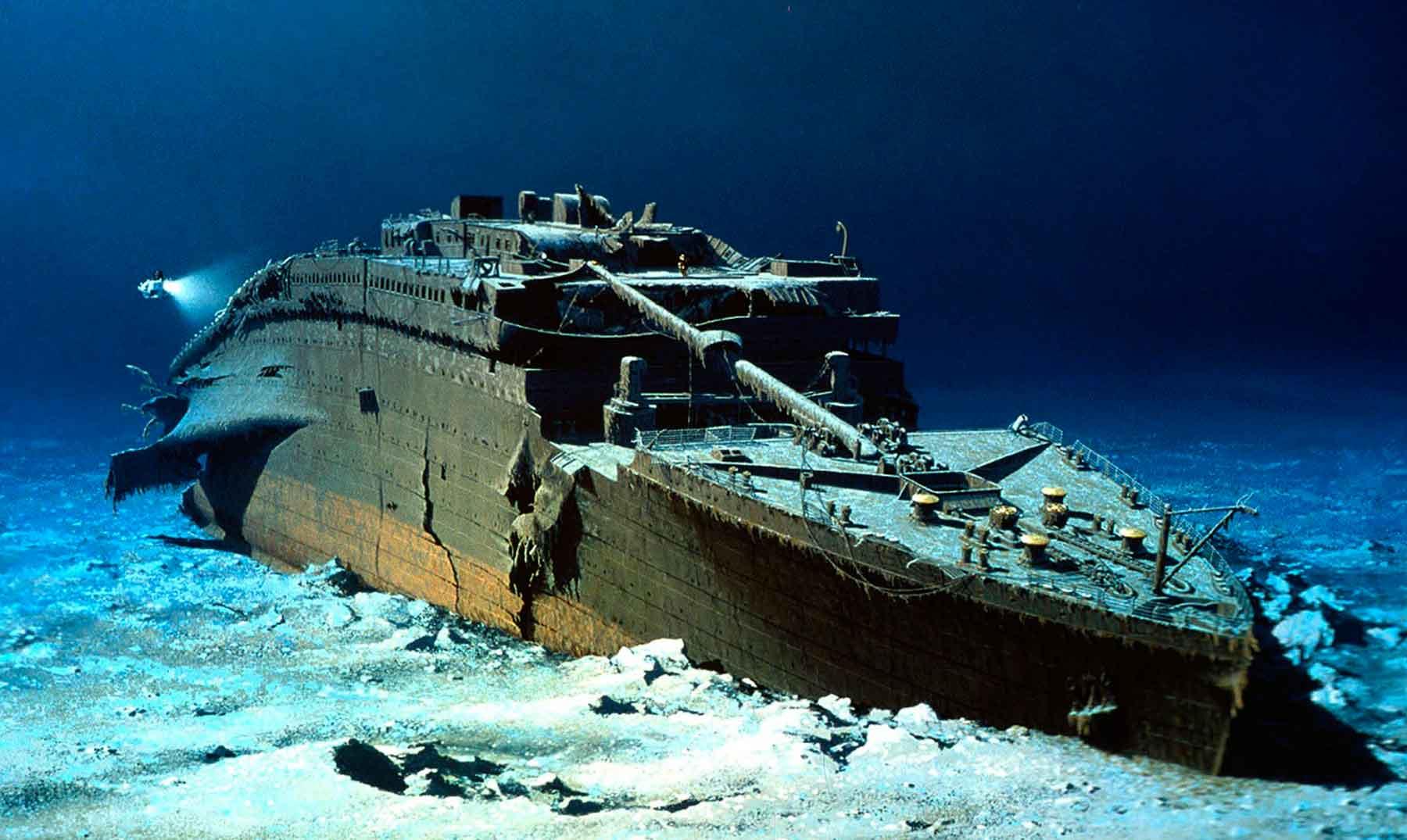 Robert Ballard | Y el Descubrimiento del Titanic