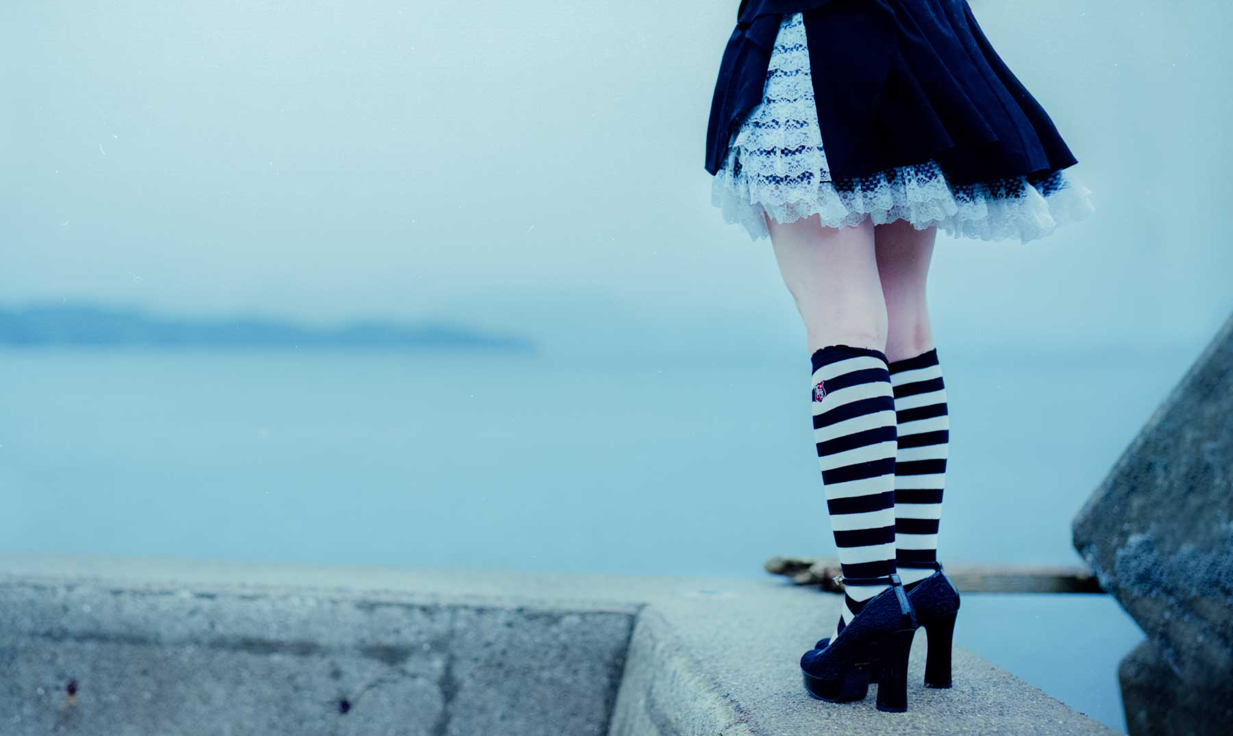 Tribus urbanas I Gothic Lolita