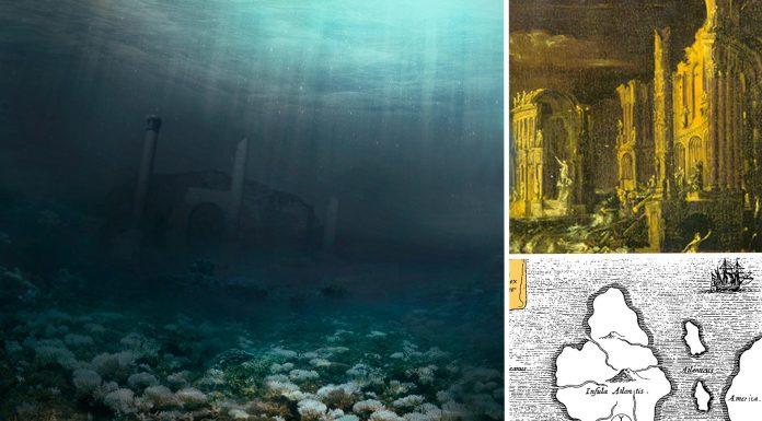 ¿Existió de verdad la Atlántida?