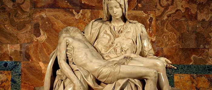 la piedad del vaticano