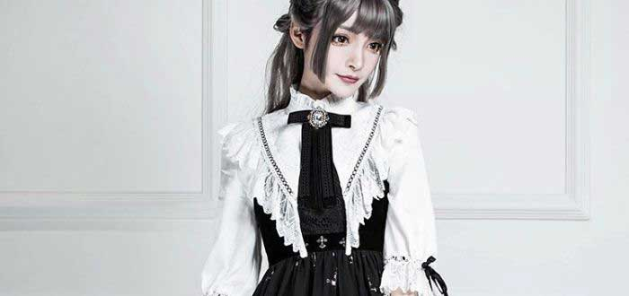 moda gothic lolita
