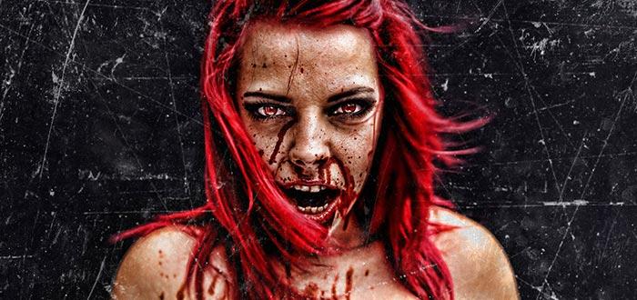 vampira, sangre