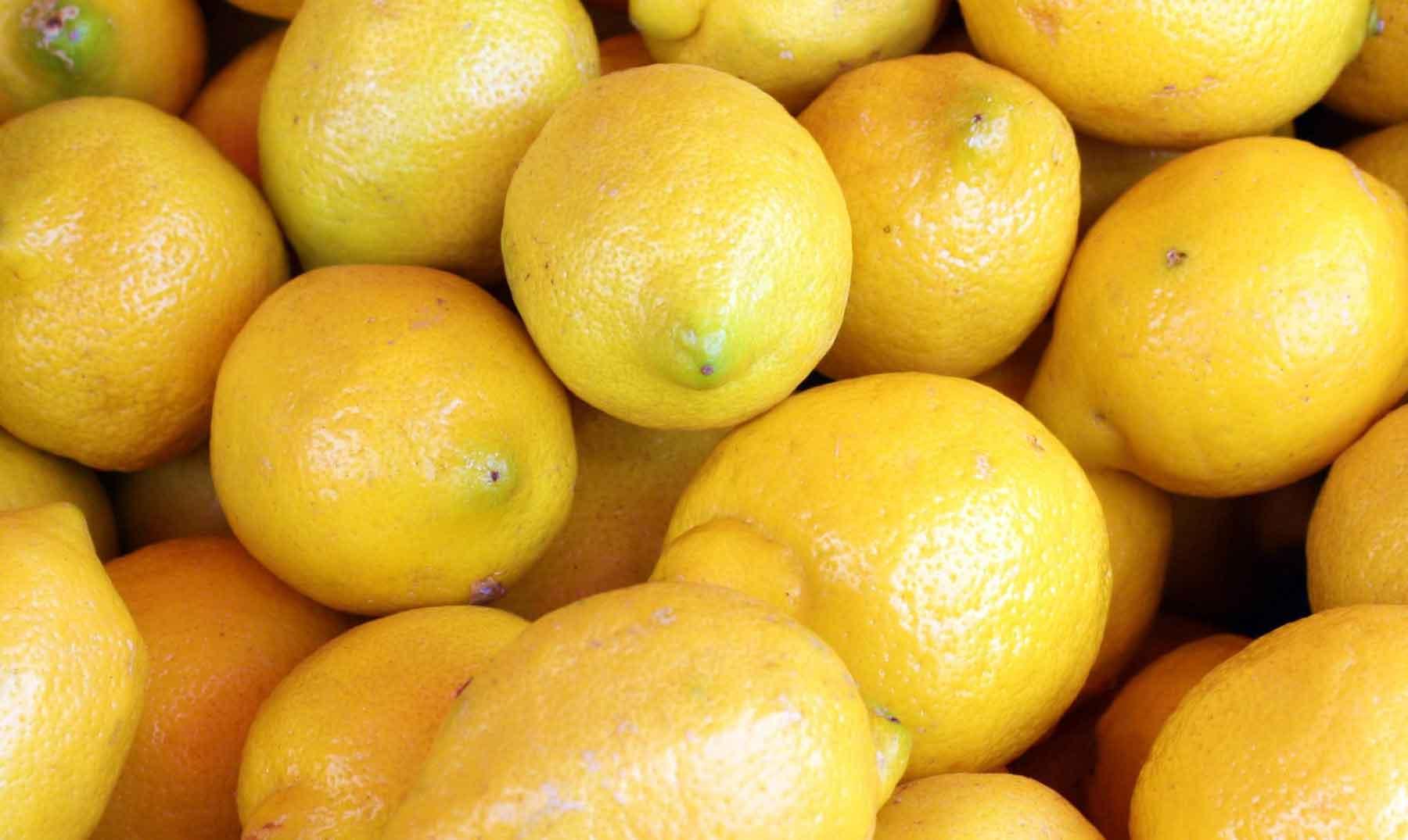 ¿Es verdad que el limón lo cura todo?