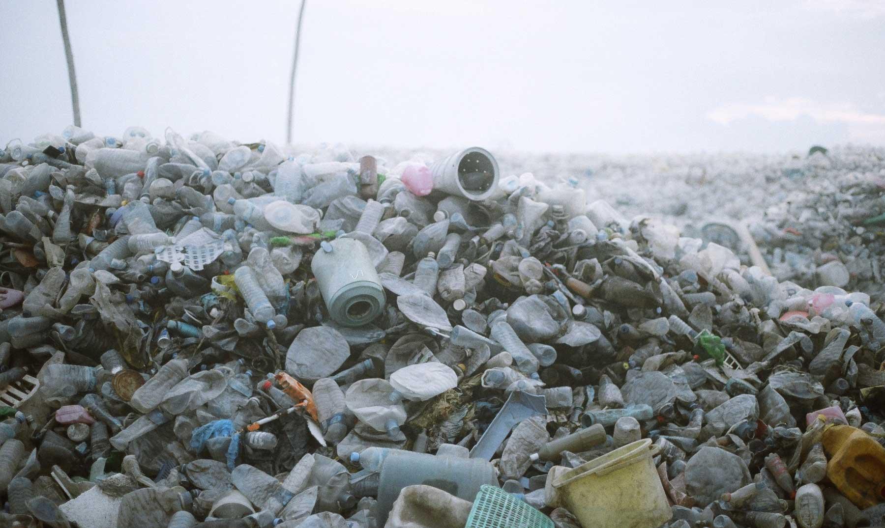 ¿Sabías que existen islas de basura en nuestros oceános