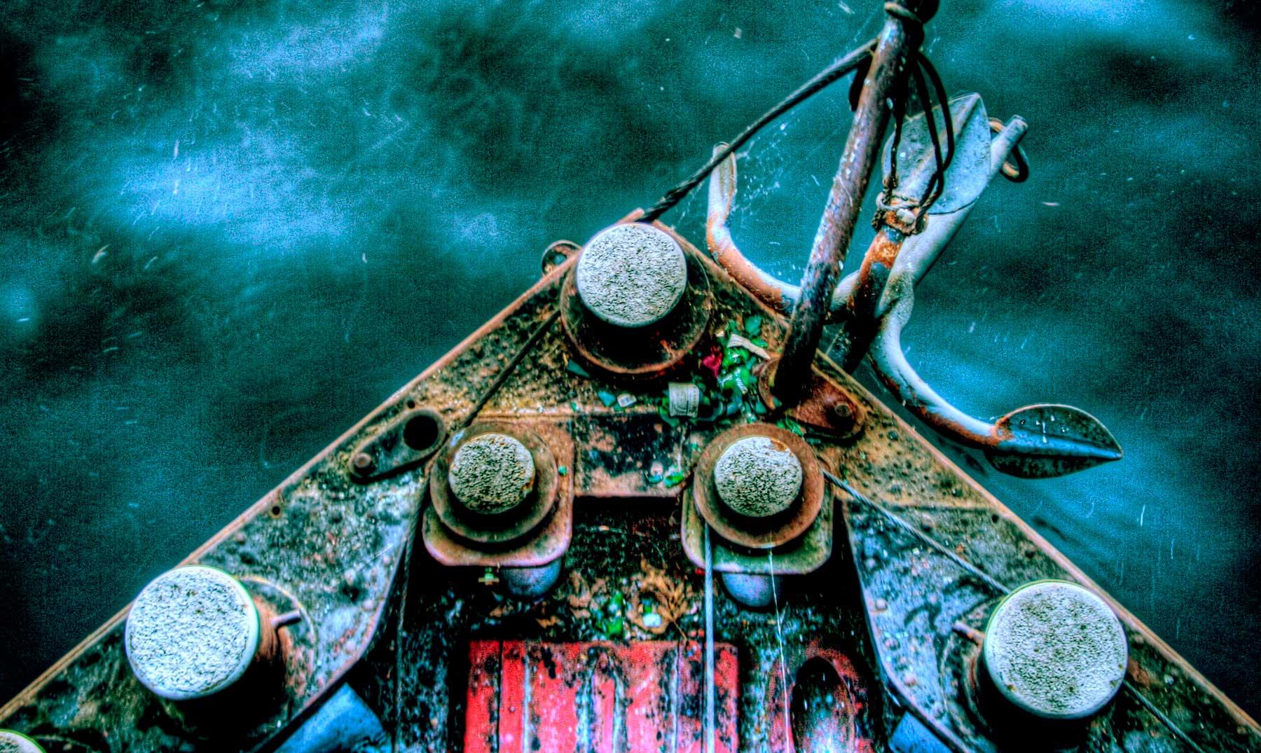 Barcos fantasma: misterios del océano