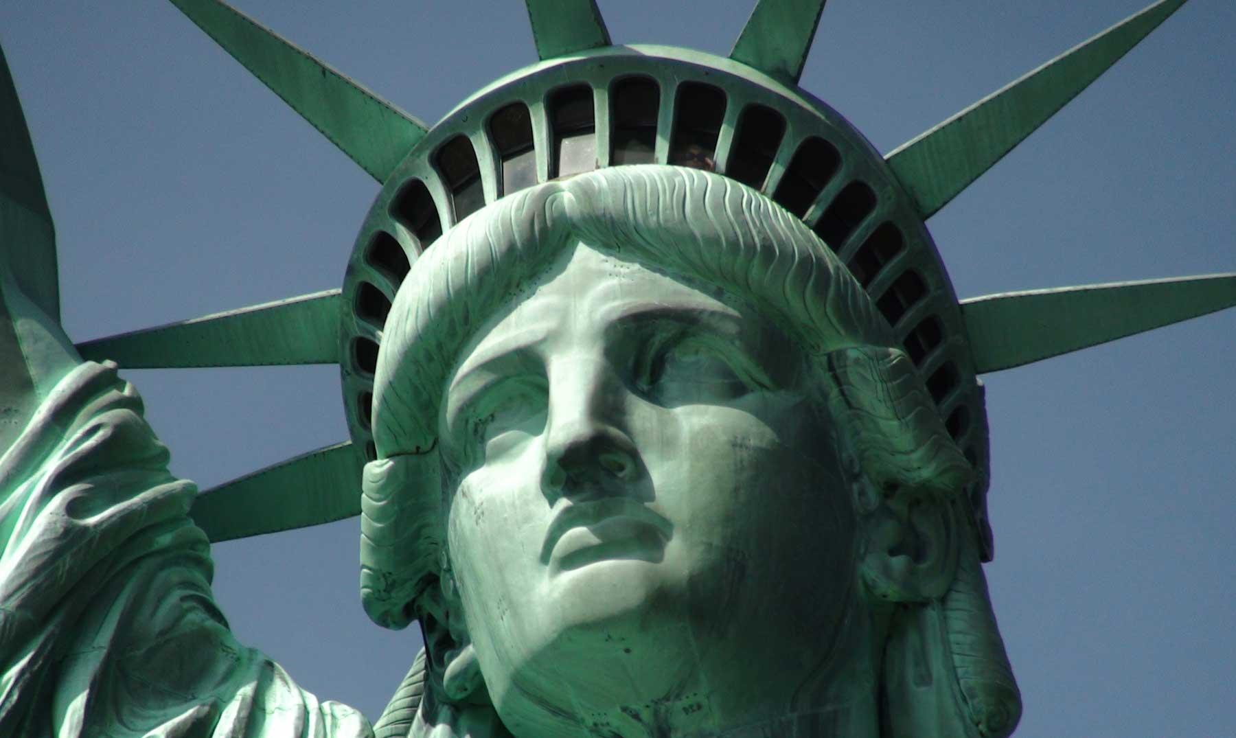 Curiosidades sobre la Estatua de la Libertad