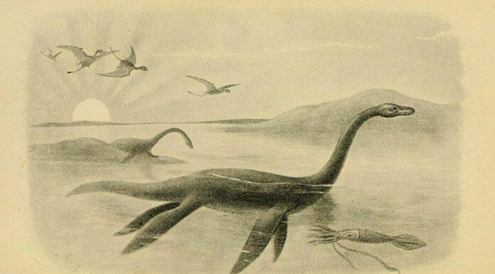 Leyenda del Monstruo del Lago Ness
