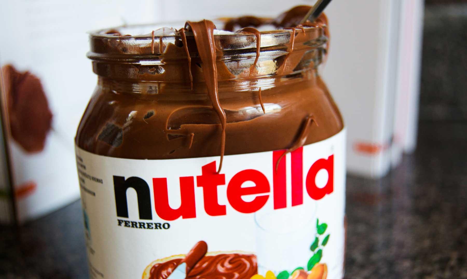 EL origen de la Nutella y la Segunda Guerra Mundial