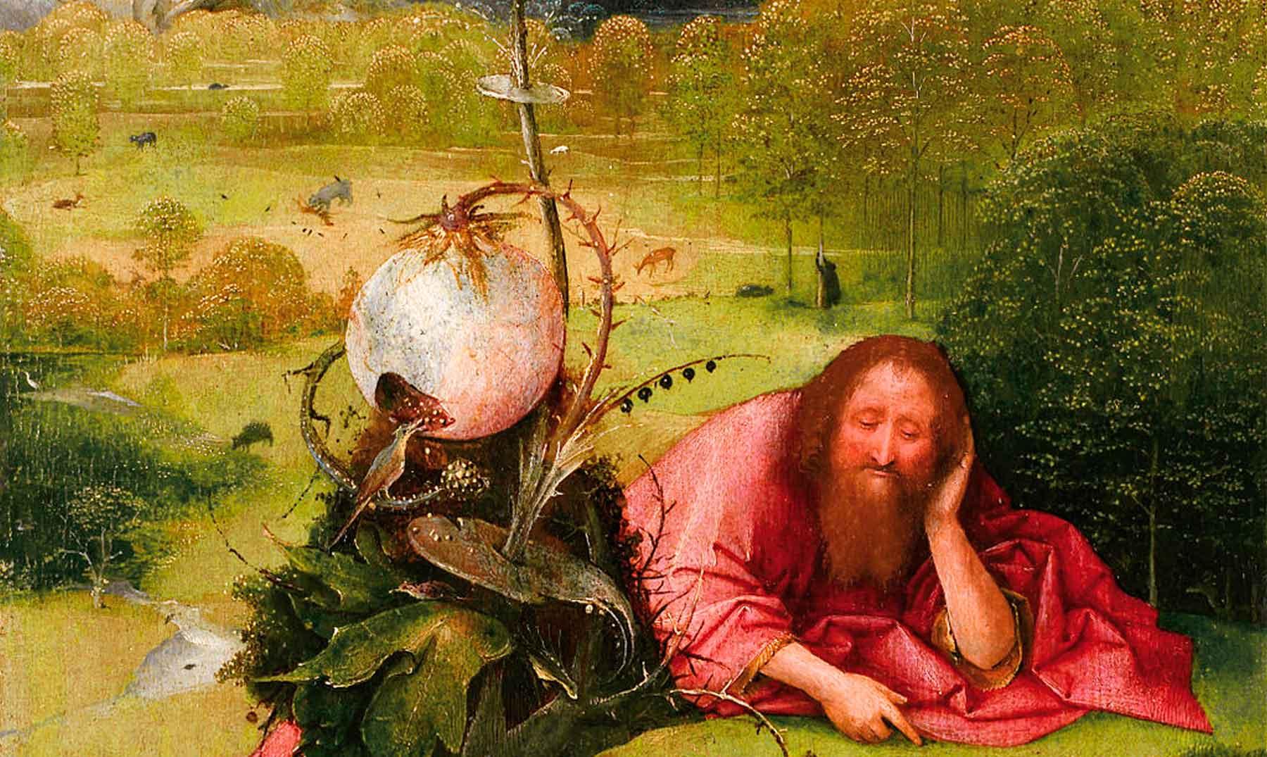 El Bosco el pintor de los misterios