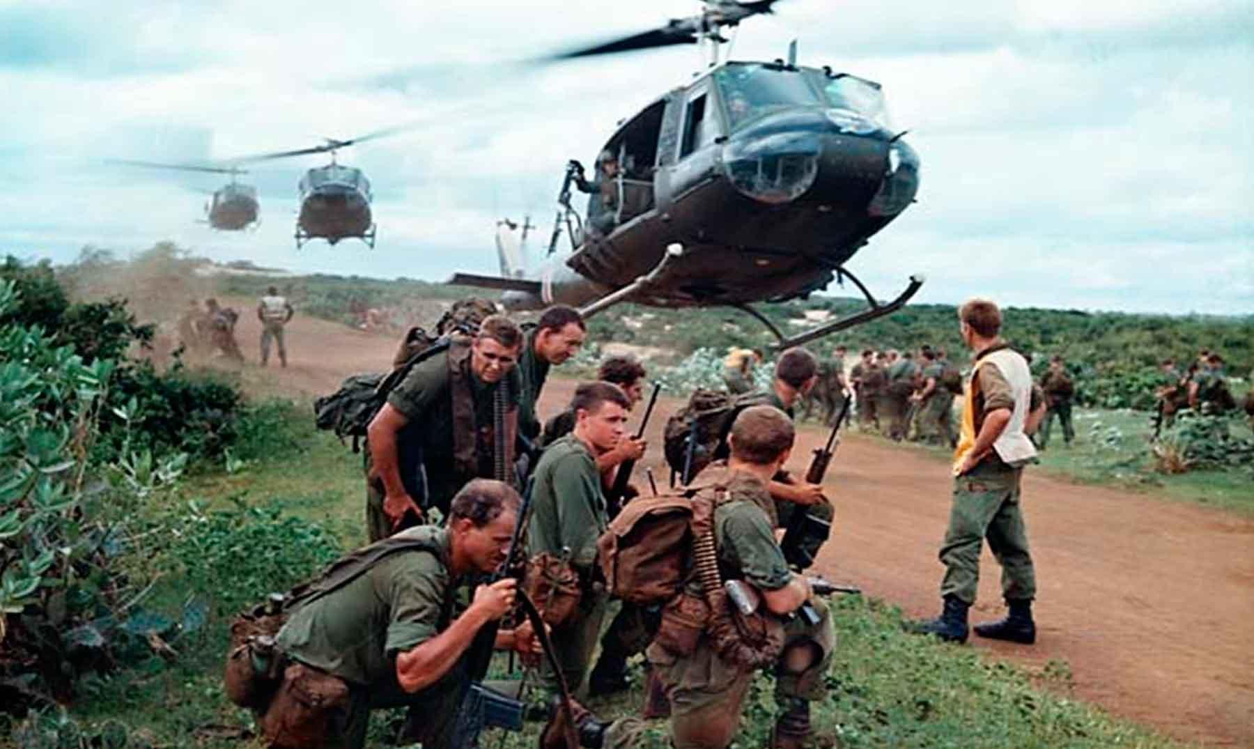 Guerra de Vietnam (II): Americanización
