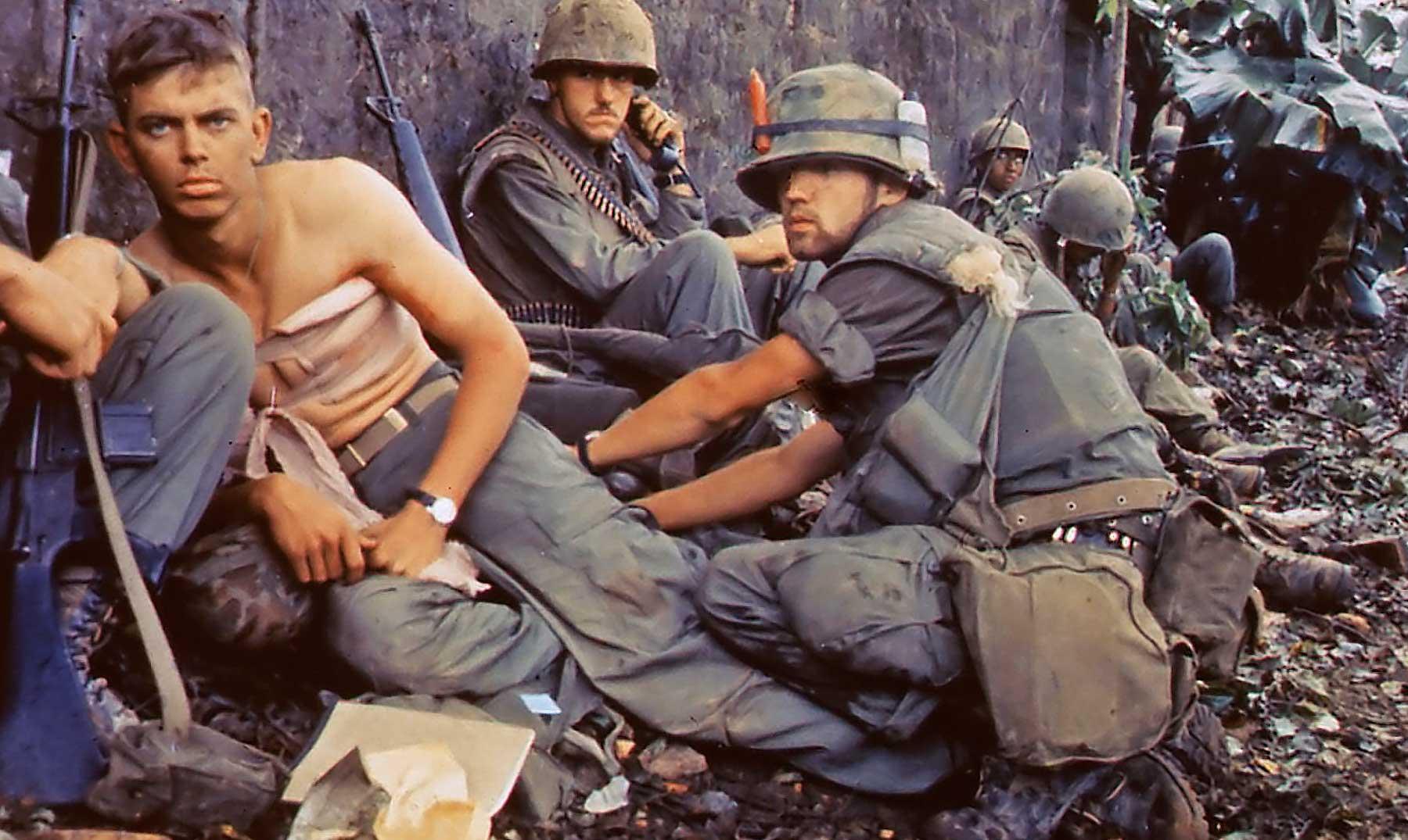 Guerra de Vietnam (III): La ofensiva del Tet