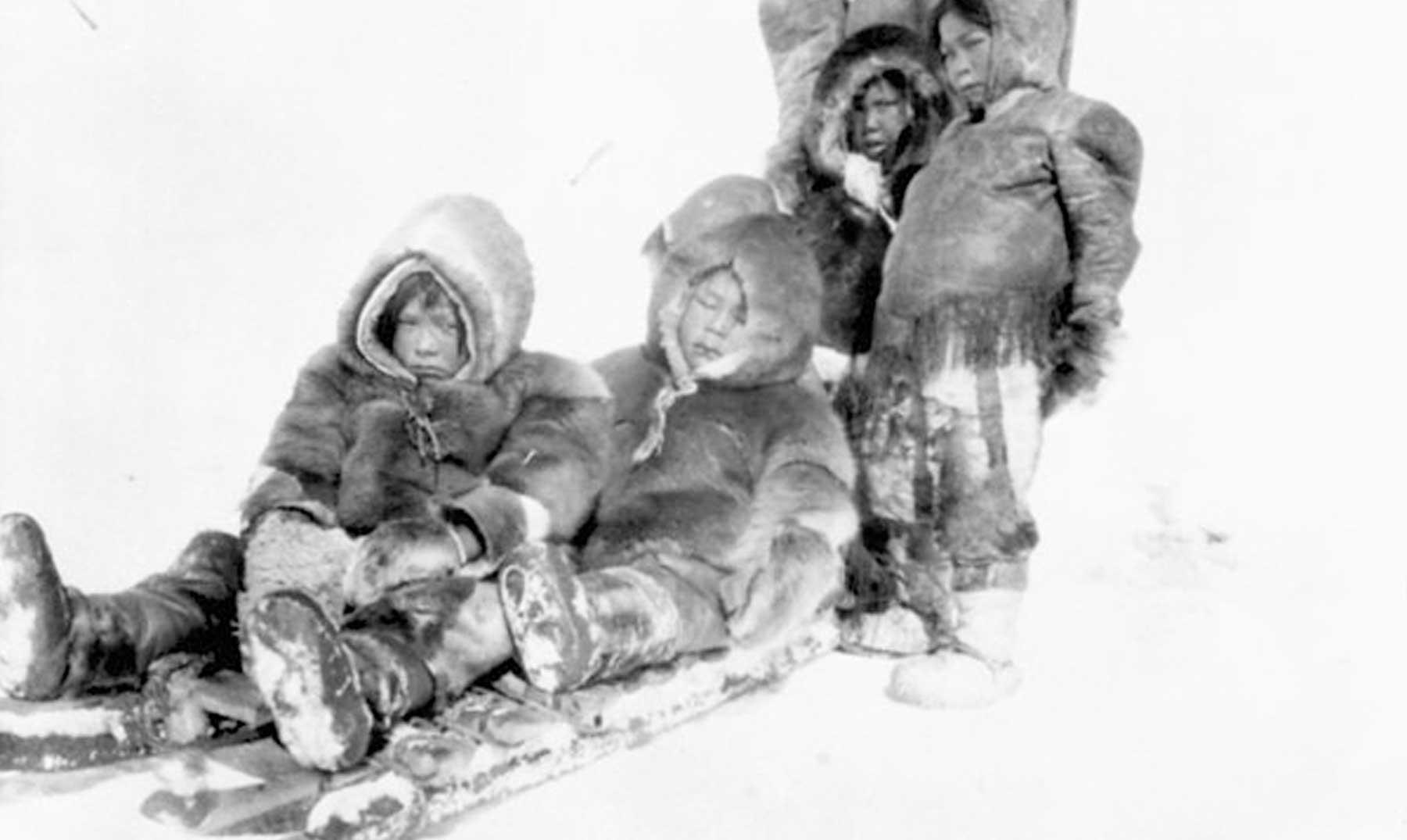 La misteriosa desaparición de un pueblo Inuit