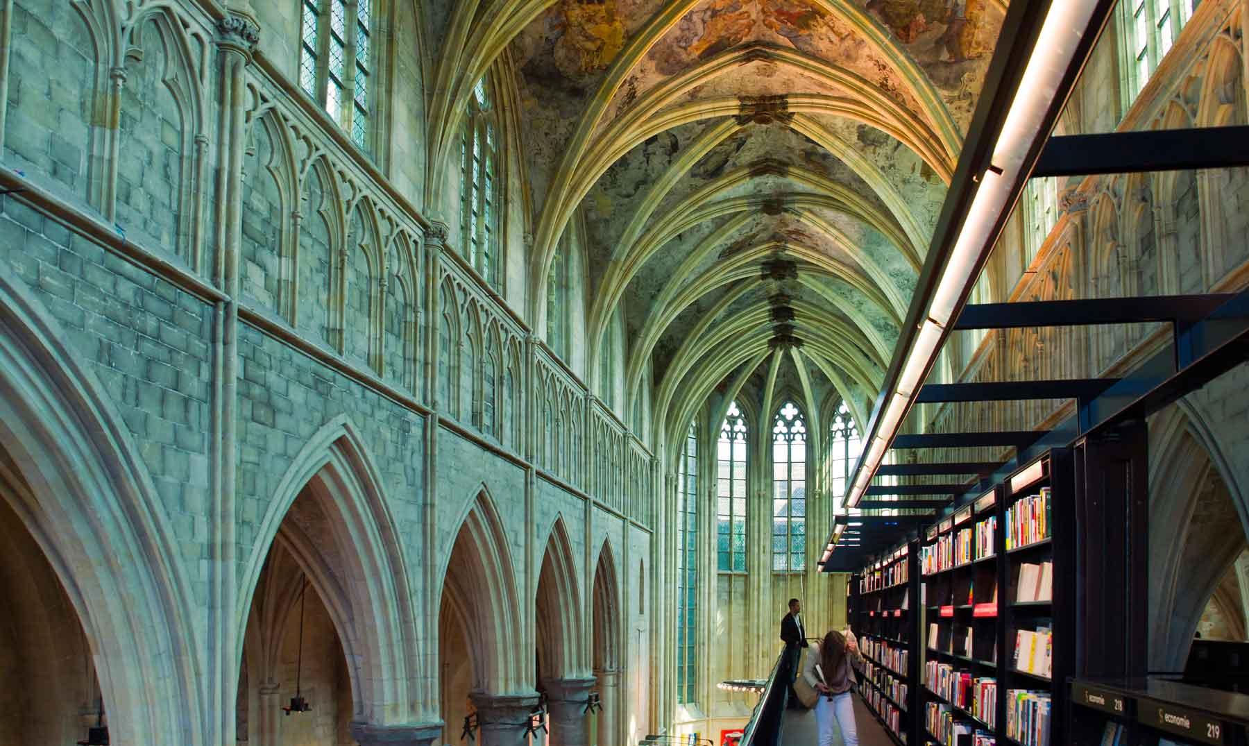Las  librerías más bellas del mundo