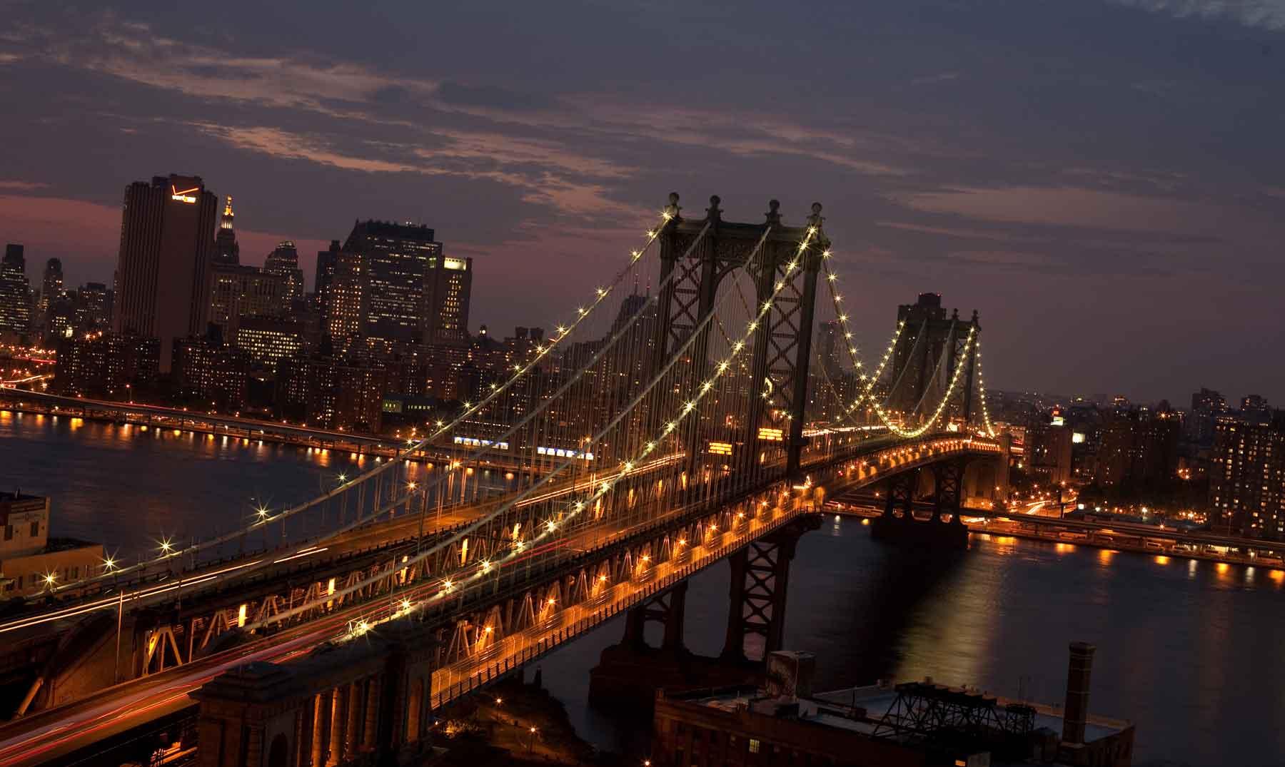 Los misteriosos inquilinos del puente de Manhattan