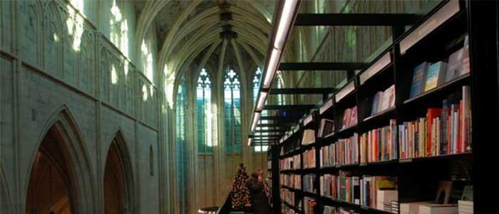 librerias mas bonitas del mundo