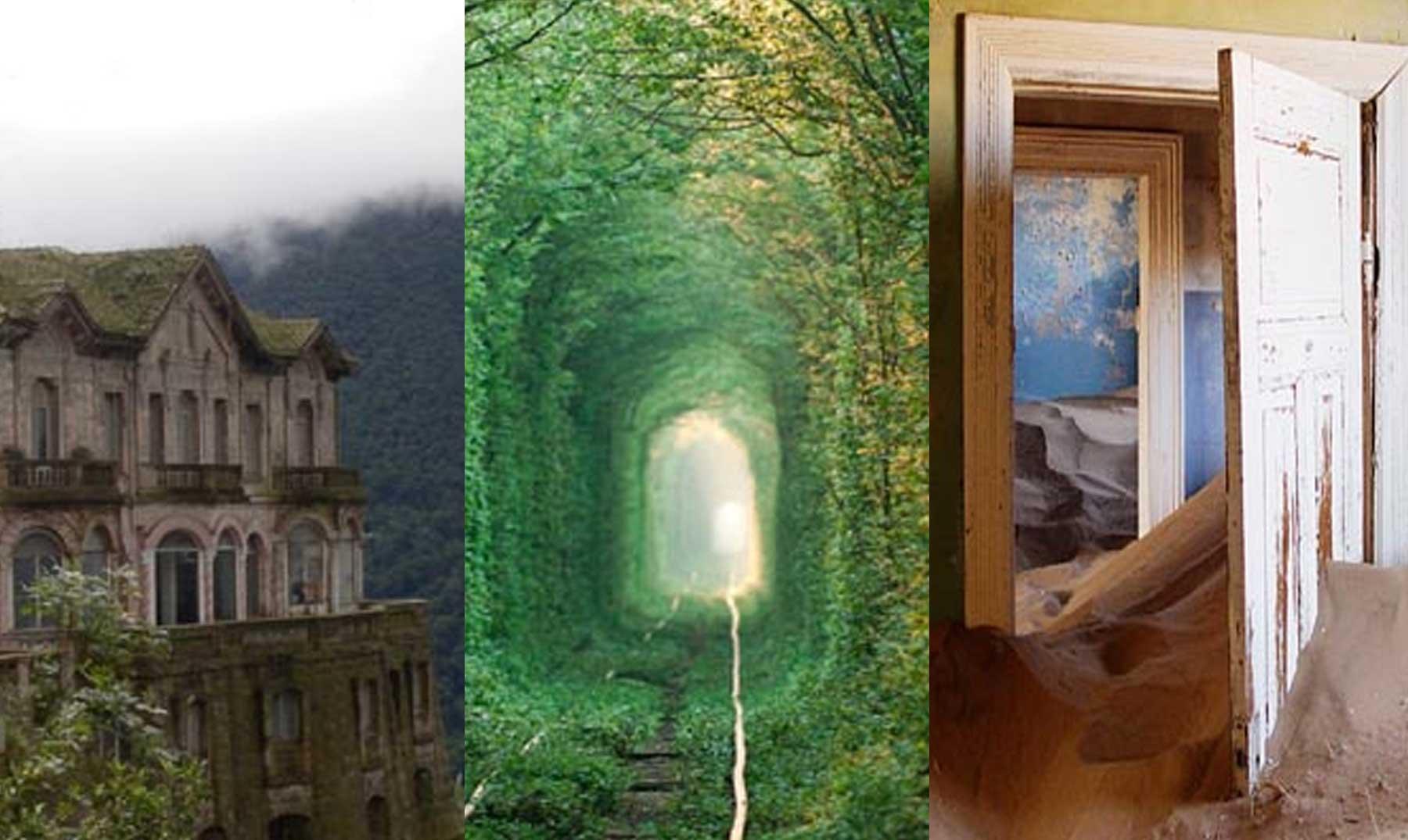 Los 5 lugares abandonados m s bonitos del mundo - Fotos de los cuartos mas bonitos del mundo ...