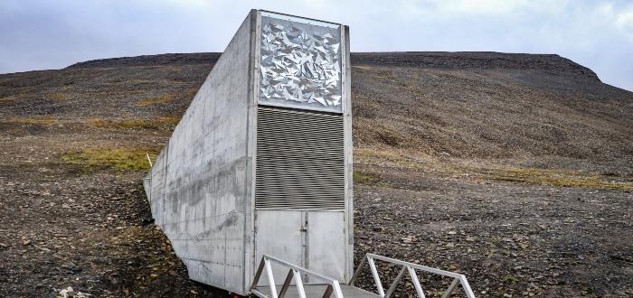Bóveda del fin del mundo, el arca de Noe vegetal