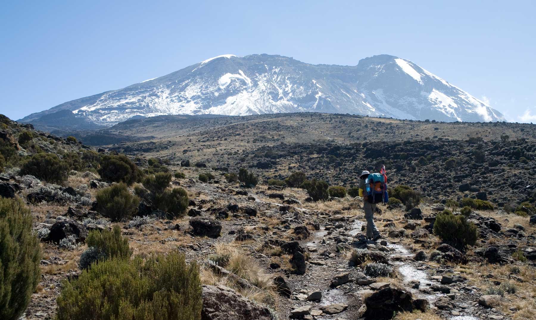 Curiosidades sobre el descubrimiento del Kilimanjaro, la montaña nevada de África