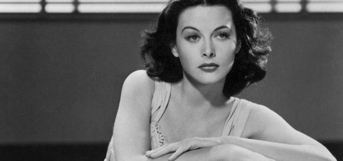 Quién fue Hedy Lamarr