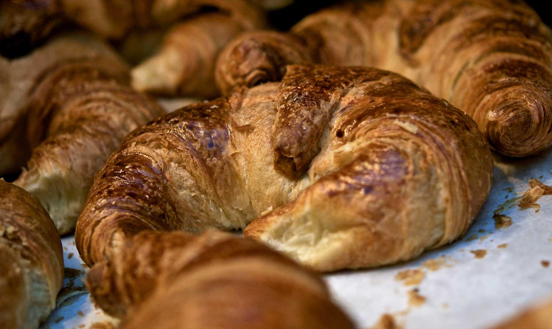 El curioso origen del croissant